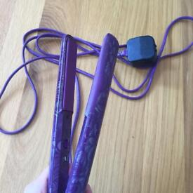 Purple Limited Edition GHD's £25