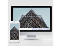 Professional Web Design Services / WordPress / E-Commerce / Business / Portfolio / SEO / Hosting