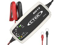 Brand New CTEK MXS 7.0 Pro 12v 7A 8 Step Fully Automatic Car Van 4x4 Smart Battery Charger