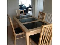 Atlantis Dining table and chairs