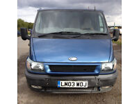 FORD TRANSIT SWB PANEL VAN 1998CC MANUAL DIESEL