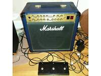 Marshall 30th Anniversary Combo