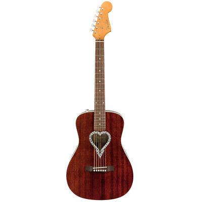 Fender Alkaline Trio Malibu Signature Acoustic Guitar