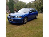 2003 / 53 plate MG ZS 120+ 1.8 16v | 1 previous owner | 80k | Spares or repair