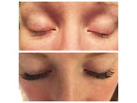 Individual eyelash extensions cashmere and mink £30