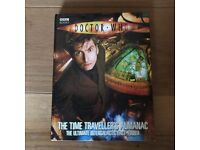 BBC Books Doctor Who: The Time Traveller's Almanac By Steve Tribe( Hardcover)