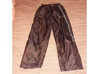 Weise Waterproof&Thermal Motorcycle Overtrousers Size L Mint Condition