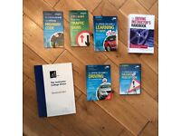 Driving book and hazard dvd test