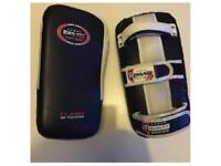 Boxing Mma Punch Kick Pads x2 used few times collection millbrook oos
