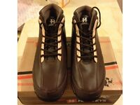 Mens Boots...size 9/Brown (New)-£20