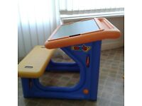 childrens smoby desk