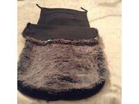 Fur Footmuff