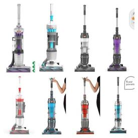 FREE DELIVERY VAX AIR PET 3 BAGLESS UPRIGHT VACUUM CLEANER HOOVERS
