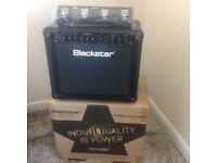 BLACKSTAR GUITAR AMP AND PEDAL
