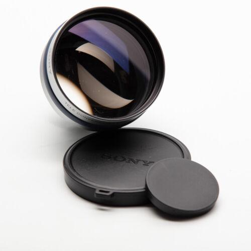Sony 2.0X Telephoto Converter Lens VCL-HG2037x 37MM