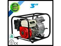 3 inch petrol water pump