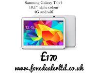 """Samsung galaxy tab A 10.1"""" 4g and wifi"""