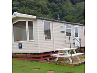 Holiday caravan to rent during summer 2017