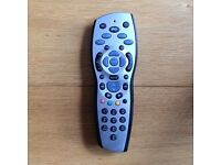 Sky+ HD remote control (with batteries)