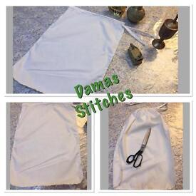 Handmade cheesecloth bag cotton yoghurt strainer cheese maker