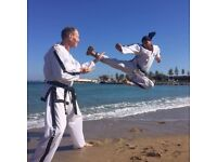 Taekwondo self-defence/martial art
