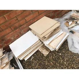 Tiles plenty
