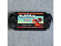 PSP 3000 64GB - with 7000+ Games Including 85 PSP/PS1 Games