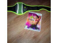 Nitendo wii 2 games & accessories bundle