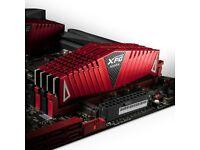 ADATA Z1 XPG DDR4 2400MHz 32GB (16GBx2) Desktop Gaming Computer Memory RAM Overclocking