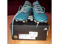 Adidas Nemizez Football boots Size 7 (UK)