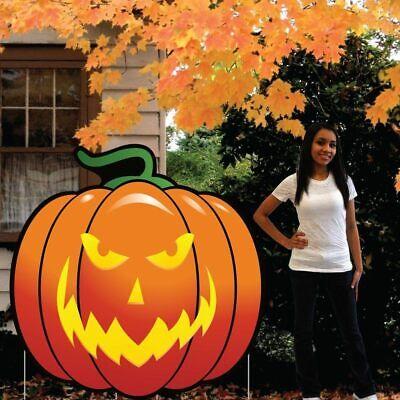 Scary Halloween Yard Decorations (44