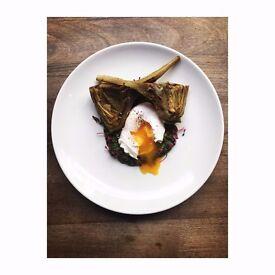 Immediate Start for CDP - Covent Garden - independent seasonal restaurant