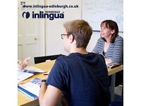 General & Business English Evening Courses in Edinburgh's West End!