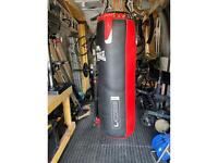 Londsdale Leather Punch Bag