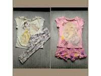 Girls age 2-3 years pyjamas