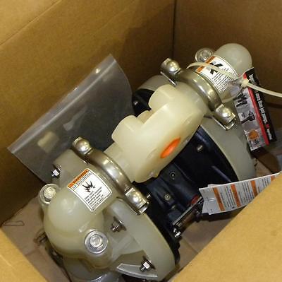 New Ingersoll Rand Ir Aro 670028 Special 1 Non-metallic Diaphragm Pump -2 Avail