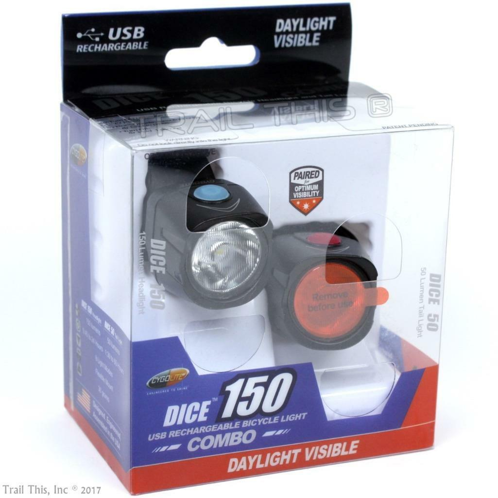 cygolite-dice-150-50-bicycle-headlight-tail-light-combo-set-usb-rechargeable