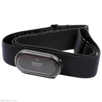 CatEye HR-10 Strada Bicycle Digital Heart Rate Sensor Kit 2.4GHz 1603590