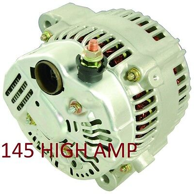 LEXUS HD Alternator LS400 1990 1991 1992 4.0L 145 HIGH AMP  SC400 1992 1993 1994