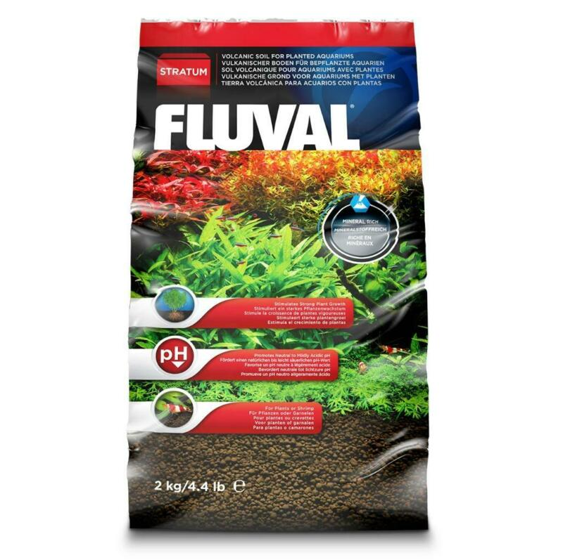 FLUVAL PLANT AND SHRIMP STRATUM 4.4 lb BAG