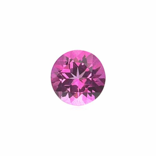 Natural Pink Topaz AAA Round Faceted Loose Gemstones (2mm - 10mm)