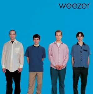 WEEZER-Weezer-Blue-Album-UK-180g-vinyl-LP-MP3-SEALED-NEW