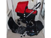 BUGABOO CAMELEON 3 TRAVEL SYSTEM
