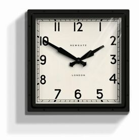 BRAND NEW - Newgate Clocks Quad wall clock - LARGE - worth £125