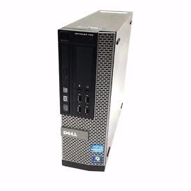 DESKTOP DELL 790/ INTEL i3 3.30 GHz/ 4 GB RAM/ 500 GB HDD/ INTEL HD / WIN 10