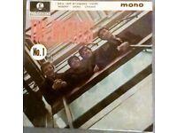 BEATLES No1 - 4 track EP, 1963
