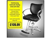 Hairdressing Hydraulic Styling Chair CH-C02 £109.99