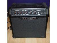 Line 6 Spider IV 15 Watt Amp
