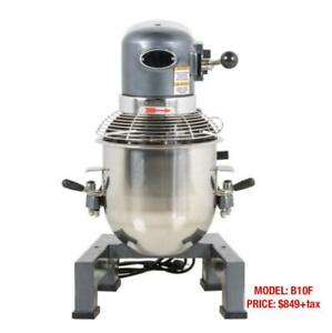 COMMERCIAL DOUGH MIXERS--CLEARANCE SALE!!