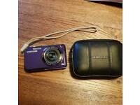 Samsung zoom lens PL122 digital camera